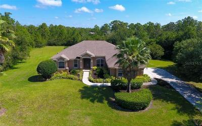 Bradenton Single Family Home For Sale: 22409 76th Avenue E