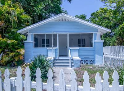Bradenton Single Family Home For Sale: 2216 9th Avenue W