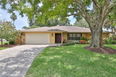 Bradenton Single Family Home For Sale: 4125 Pinar Drive