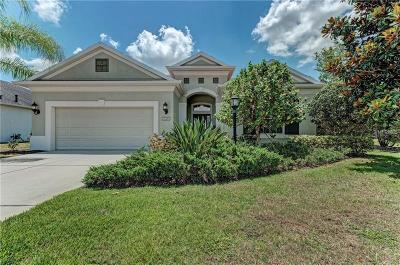 Bradenton Single Family Home For Sale: 11708 Cullen Park Terrace