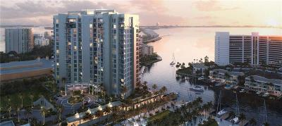 Naples, Sarasota Condo For Sale: 200 Quay Commons #801