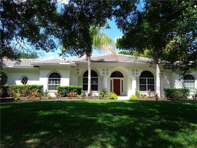 Sarasota Single Family Home For Sale: 7596 Seth Raynor Place