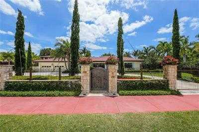 Sarasota Single Family Home For Sale: 112 Fillmore Drive