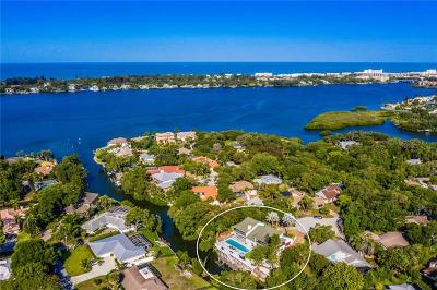 Sarasota Single Family Home For Sale: 1815 Buccaneer Terrace