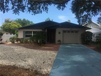 Sarasota Single Family Home For Sale: 1024 Rhodes Avenue