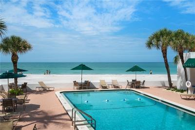 Lido Key Condo For Sale: 1770 Benjamin Franklin Drive #303