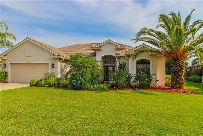 Bradenton Single Family Home For Sale: 12822 Kite Drive