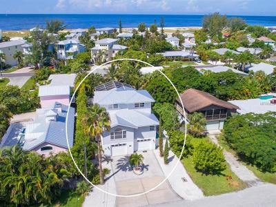 Anna Maria FL Single Family Home For Sale: $1,099,000