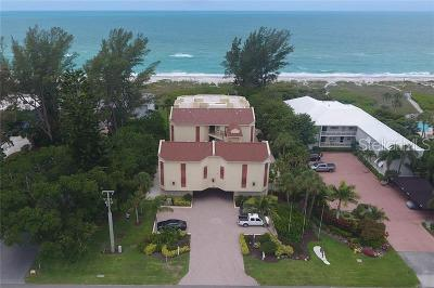 Longboat Key Condo For Sale: 5611 Gulf Of Mexico Drive #5