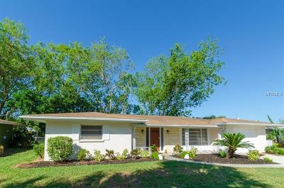 Sarasota FL Single Family Home For Sale: $268,000
