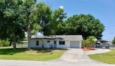 Ellenton Single Family Home For Sale: 2611 81st Avenue E