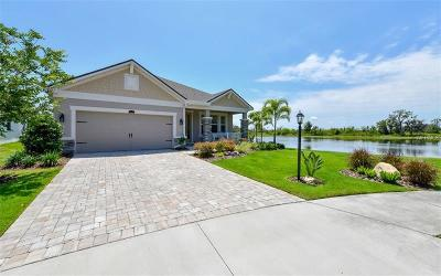 Bradenton Single Family Home For Sale: 5229 Horizon Cove
