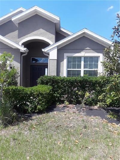 Groveland Single Family Home For Sale: 160 Blackstone Creek Road