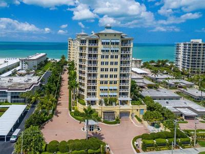 Lido Key Condo For Sale: 2050 Benjamin Franklin Drive #A501