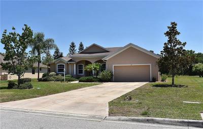 Bradenton Single Family Home For Sale: 315 141st Court NE