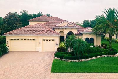 Sarasota, Lakewood Ranch, Osprey, Nokomis/north Venice Single Family Home For Sale: 4565 Tuscana Drive