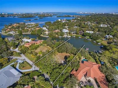 Sarasota, Lakewood Ranch, Osprey, Nokomis/north Venice Residential Lots & Land For Sale: 1409 S Lake Shore Drive