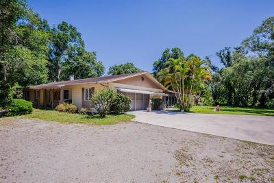 Englewood, Lakewood Ranch, Longboa, Longboat, Longboat Key, Manasota Key, Myakka City, Nokomis, North Port, North Port-venice, North Venice, Osprey, Sara, Sarasota, Siesta Key, Venice Single Family Home For Sale: 4411 Proctor Road