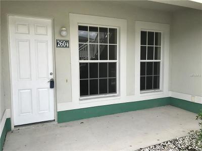 Bradenton Condo For Sale: 2604 River Preserve Court #2604