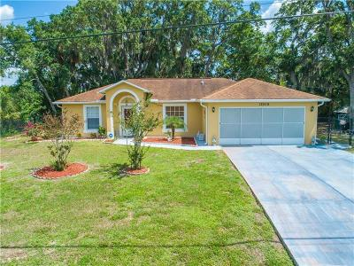 North Port Single Family Home For Sale: 12009 Madrid Avenue