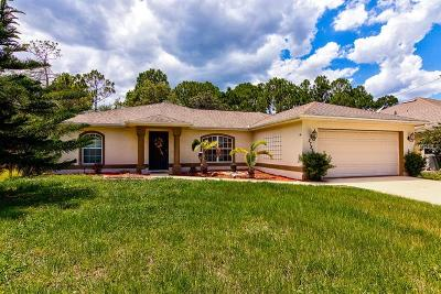 North Port Single Family Home For Sale: 2787 Parrot Street