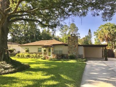 Tampa Single Family Home For Sale: 1510 W Bogie Drive