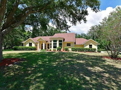 Bradenton Single Family Home For Sale: 8705 11th Avenue Place NW