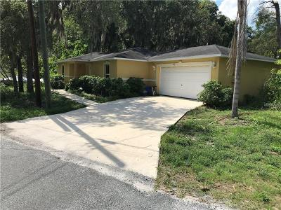 Palmetto Single Family Home For Sale: 3412 39th Street E