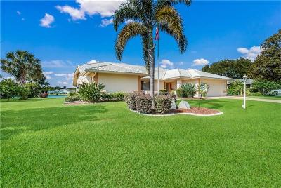 Sarasota Single Family Home For Sale: 5643 Country Lakes Drive