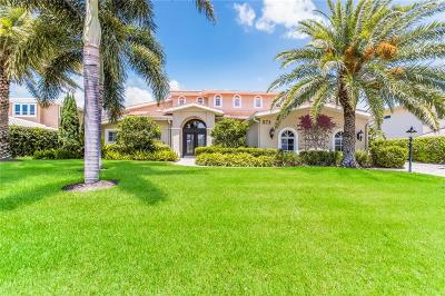 Longboat Key FL Single Family Home For Sale: $2,300,000