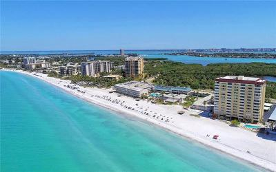 Lido Key Condo For Sale: 1700 Benjamin Franklin Drive #3G