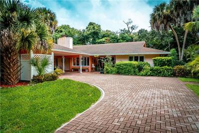 Sarasota Single Family Home For Sale: 4852 Featherbed Lane