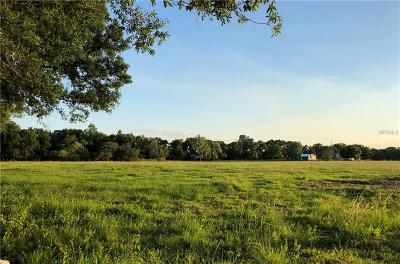 Parrish Residential Lots & Land For Sale: Gettis Lee Road