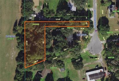 Lakeland Residential Lots & Land For Sale: 6231 Lunn Woods Drive