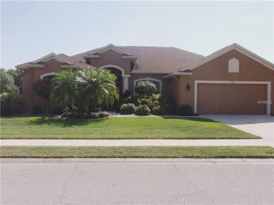 Bradenton Single Family Home For Sale: 1322 Brambling Court