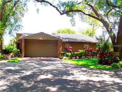 Bradenton Single Family Home For Sale: 6114 Willow Oak Circle