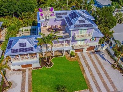 Holmes Beach Single Family Home For Sale: 106 81st Street