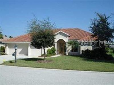 Single Family Home For Sale: 5511 Secluded Oaks Way