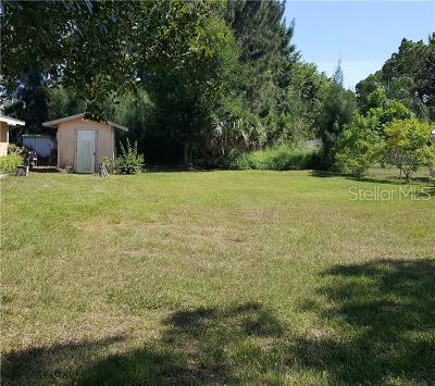 Sarasota Residential Lots & Land For Sale: Hawthorne Street