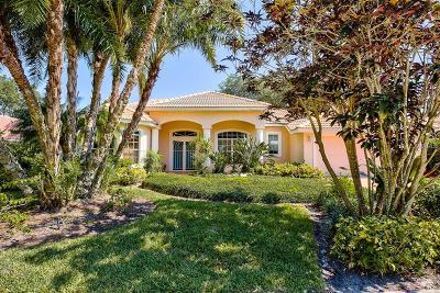 Single Family Home For Sale: 2144 Calusa Lakes Boulevard