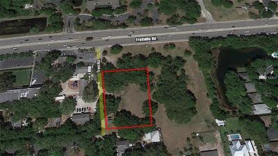 Sarasota Residential Lots & Land For Sale: 25 Tree Road