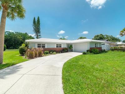 Sarasota Single Family Home For Sale: 2479 Espanola Avenue