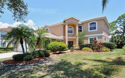 Sarasota Single Family Home For Sale: 4858 Sabal Lake Circle