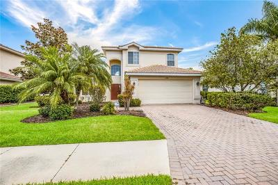 Venice Single Family Home For Sale: 11580 Dancing River Drive