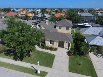 Bradenton Single Family Home For Sale: 4735 Halyard Drive