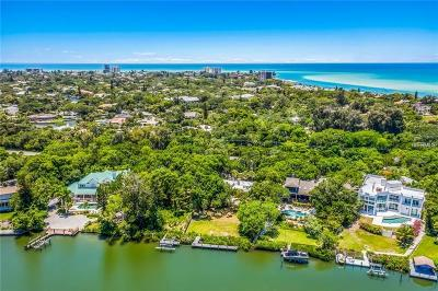 Sarasota Residential Lots & Land For Sale: 4411 Midnight Pass Road