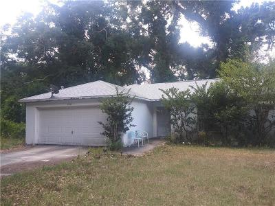 Deland Single Family Home For Sale: 580 E Howry Avenue