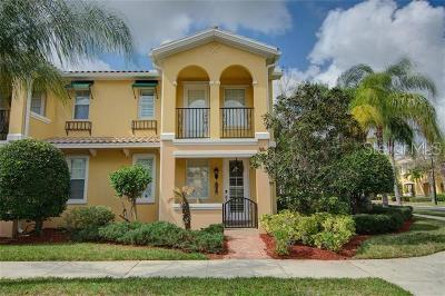 Townhouse For Sale: 1639 Napoli Drive