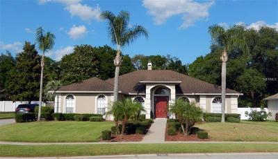 Orlando Single Family Home For Sale: 7815 Canyon Lake Circle