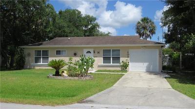 Port Charlotte Single Family Home For Sale: 2177 Doria Street